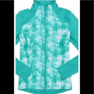 Mondetta Zip up athletic Jacket size Small- B0119
